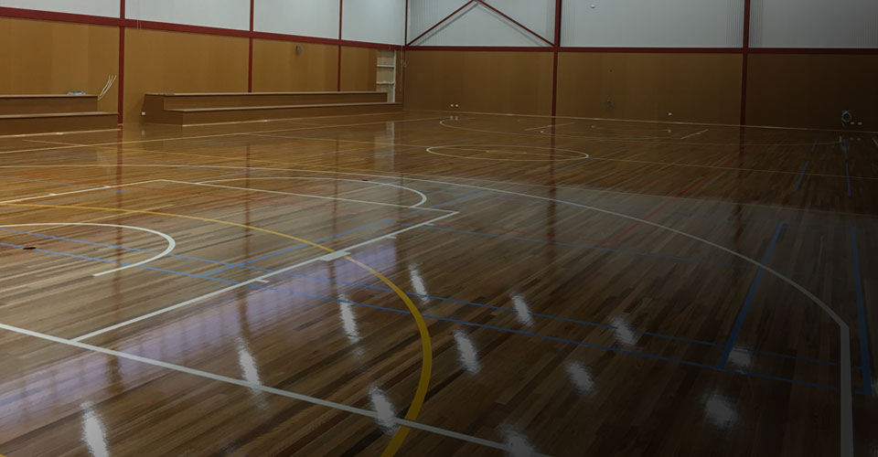Timber Sports Floors