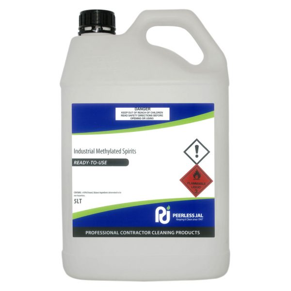 Industrial Methylated Spirits 5L