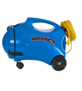 Wombat Canister Dry Vacuum